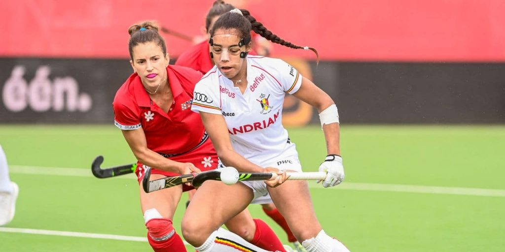 A new success for the Red Panthers (6-1) against the United States in Antwerp