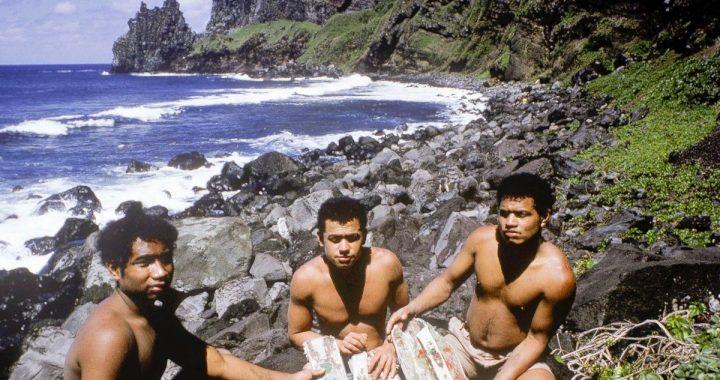 As a teenager, I spent 15 months on a desert island