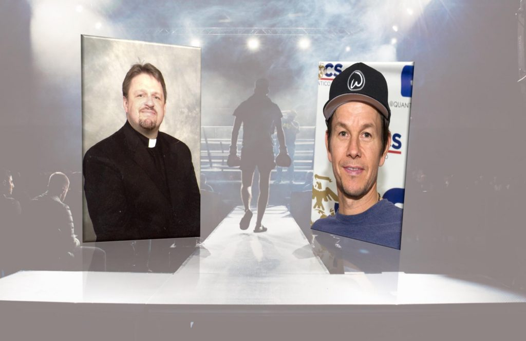 Best Actor Mark Wahlberg Becomes Priest (in New Movie)