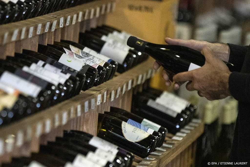 Brits aim for new tariffs on US wine and chocolate - Wel.nl