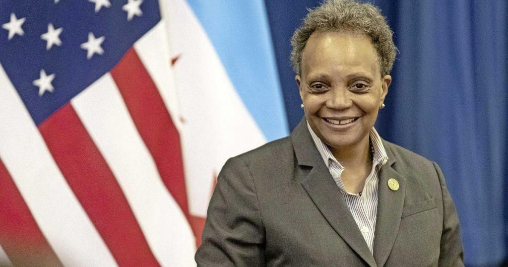 Chicago mayor refuses interview with white journalists |  Abroad