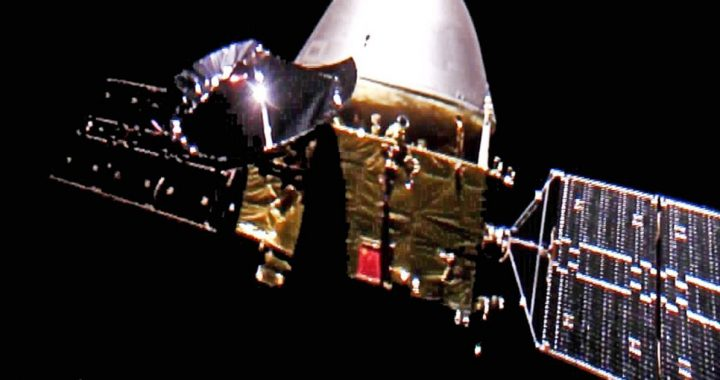China first lands spacecraft on Mars |  Abroad