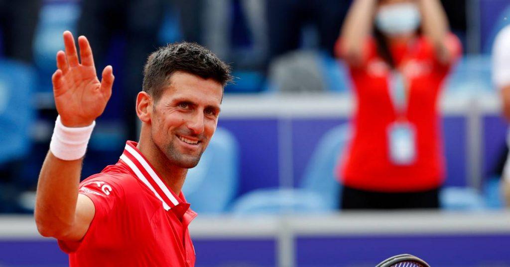 Djokovic in the final in Belgrade    sport