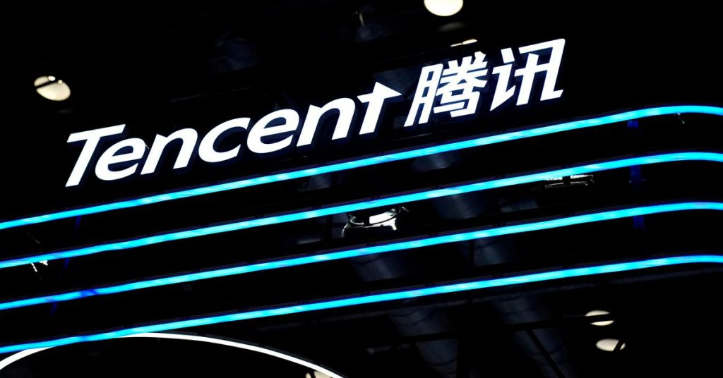 Excluding China Tencent in talks with US to preserve gaming investment resources