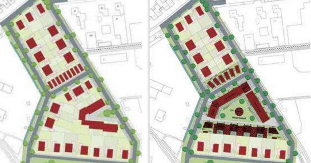 Fewer micro-houses, even more space for starters in Wendel-Zuid Gilze with 53 houses |  Oosterhout