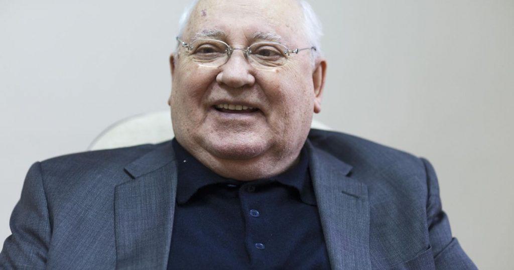 Former right-hand man of former Soviet leader Gorbachev dies |  Abroad