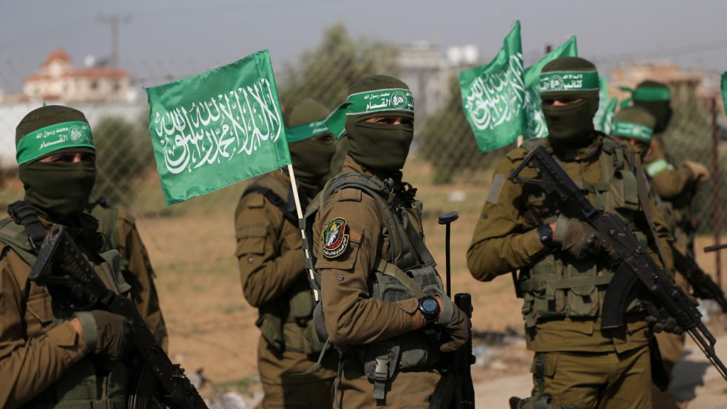 Hamas leader thanks Iran for supplying Gaza with weapons