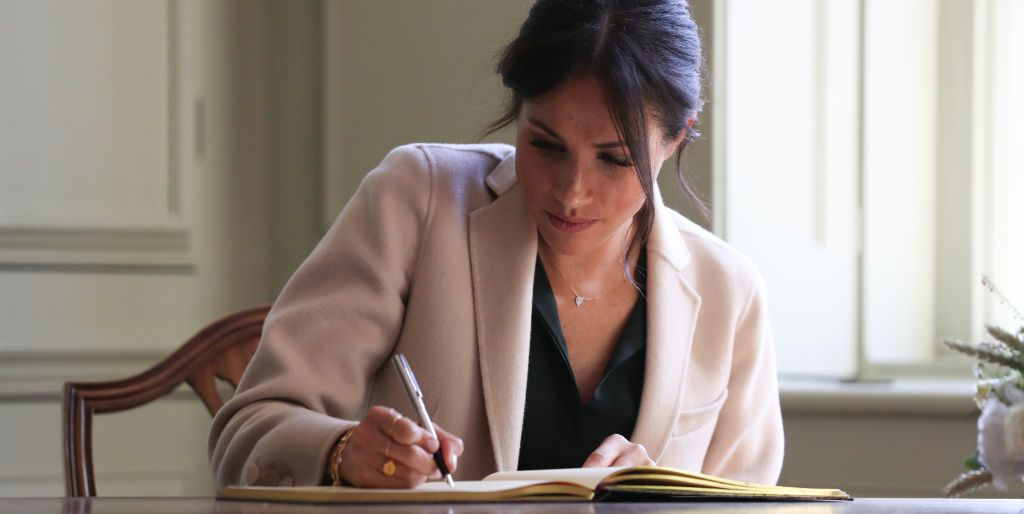 Meghan Markle publishes children's book The Bench