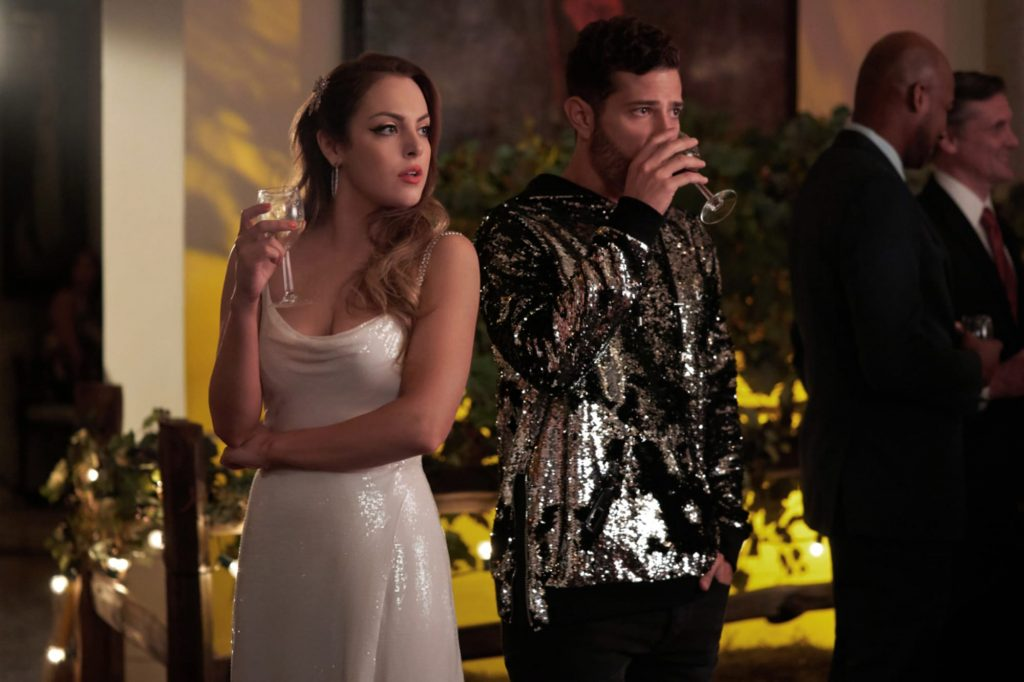 New 'Dynasty' season 4 sequence