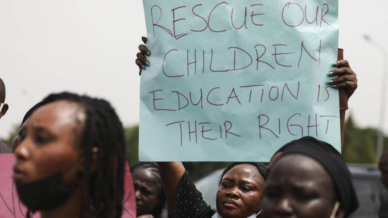 "New heist in Nigerian school, ""200 children kidnapped"""