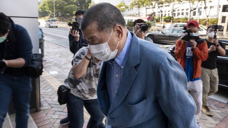 New jail sentence for media mogul who led Hong Kong protests