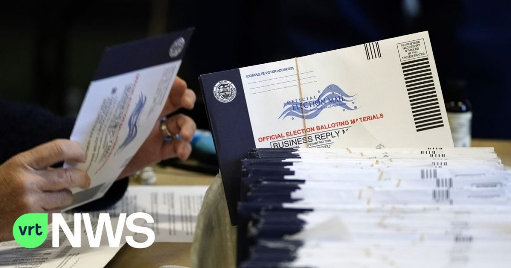Postal voting in the United States: How does it work and is it as fraudulent as President Donald Trump claims?