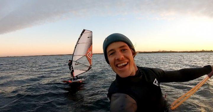 Regional training center set to nominate Zeeland Olympic windsurfing champion