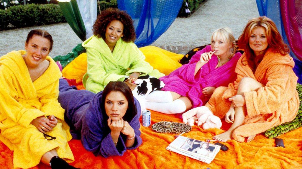 'Spice Girls Comes With Sequel To Spice World Movie Movie'