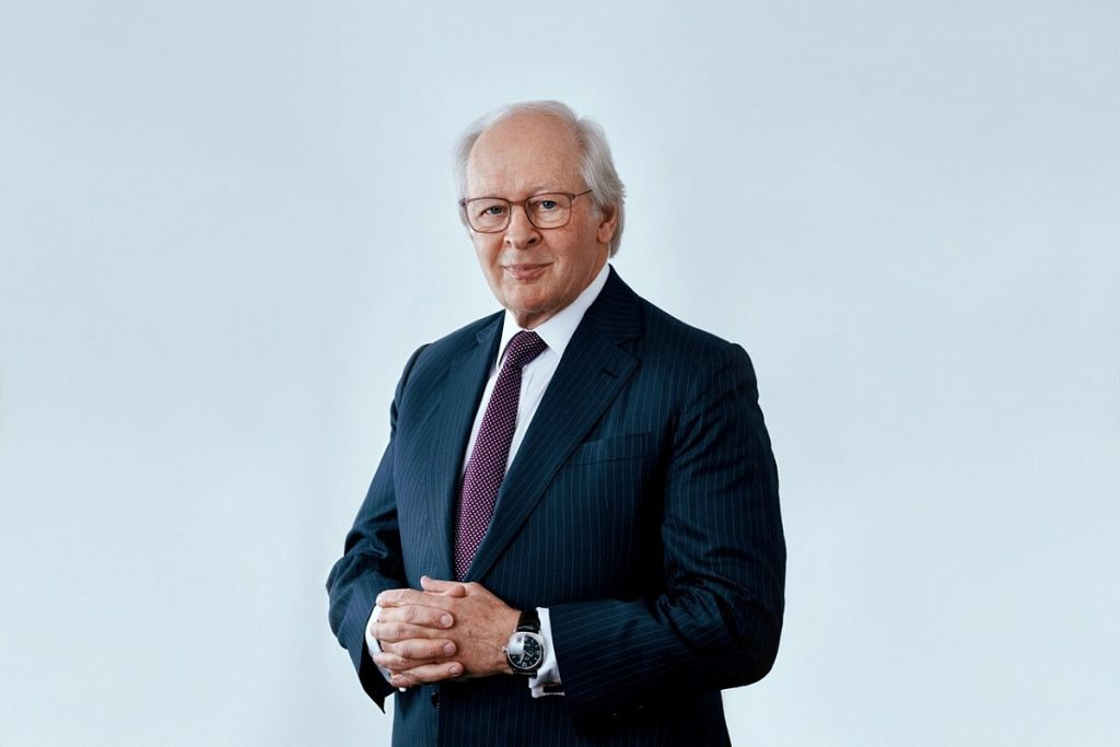 Stoker meldt zich voor presidentsverkiezingen van de FIA
