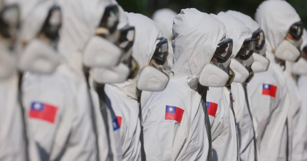 Taiwan hopes to have a place in the World Health Assembly
