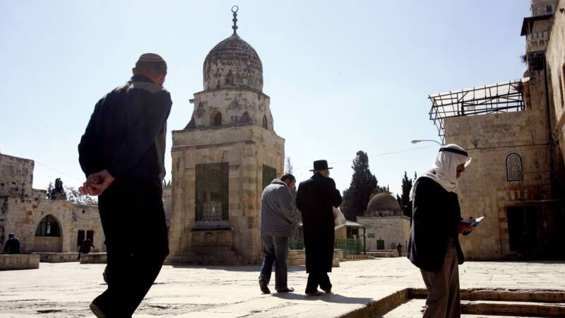 Tensions in Israel: 'This is not coexistence'