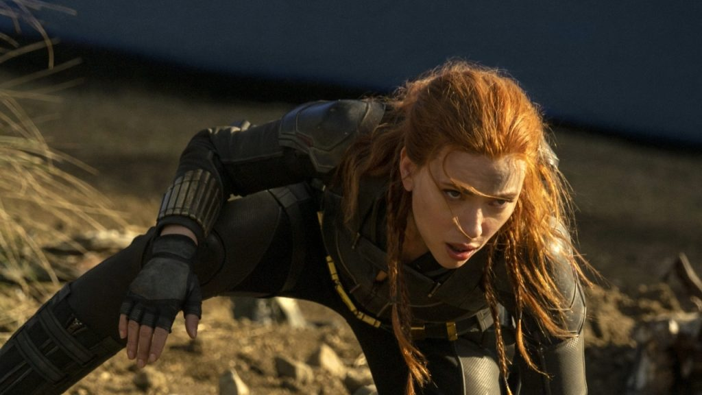 """The American moviegoer doesn't want to see """"Black Widow"""" online;  What do you think?"""