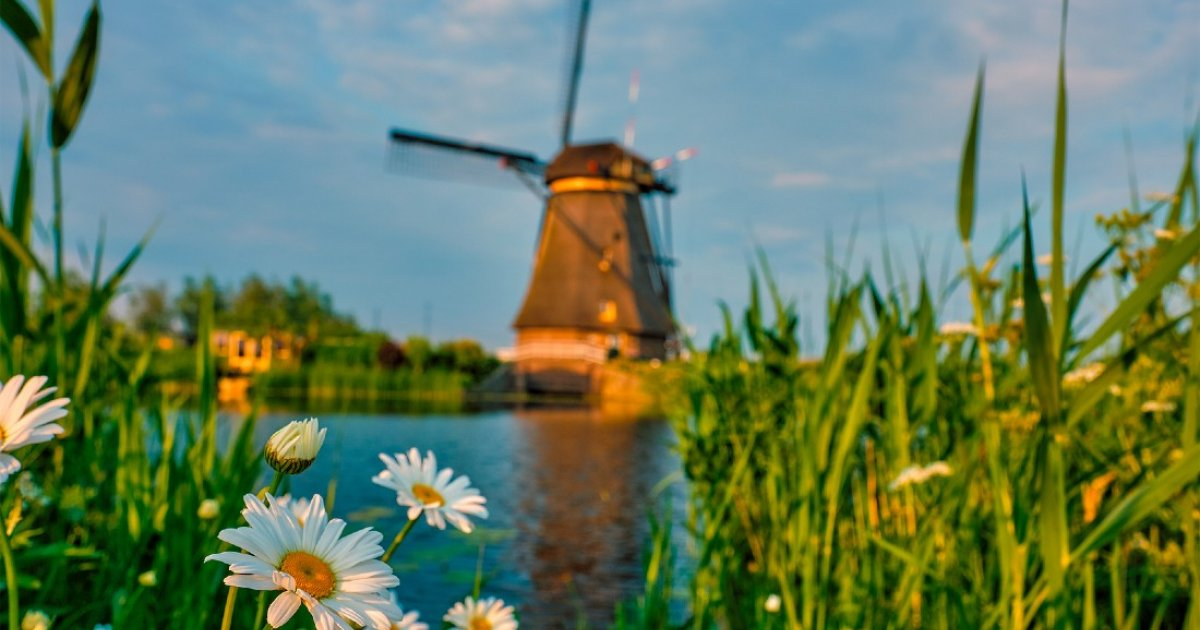 The Netherlands is in 10th place for the best country
