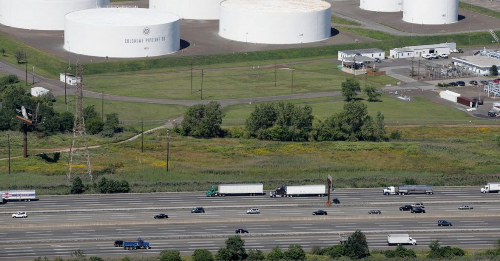 The United States is allowing more oil traffic on the roads after the oil pipeline hack