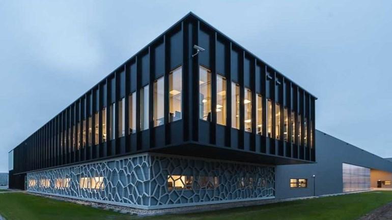 Het bedrijf Accsys Technologies in Arnhem Foto: Accsys Groep
