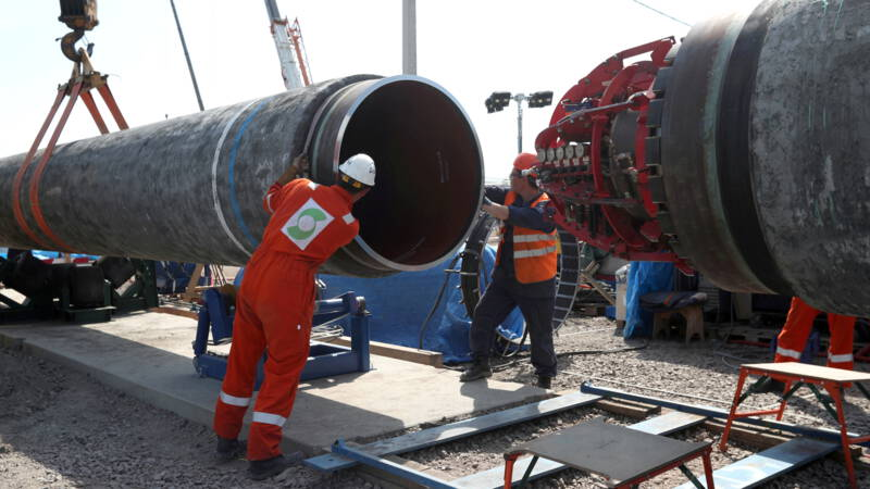 US drops sanctions on company behind Nord Stream 2
