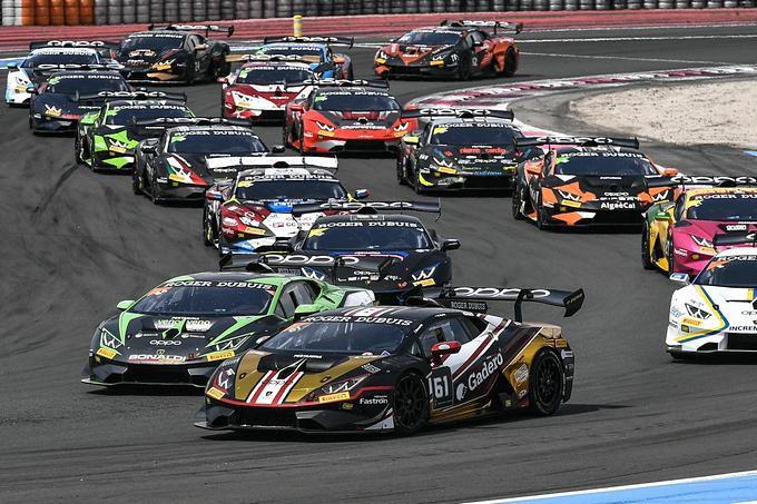 Lamborghini Super Trofeo Europe Max Weering