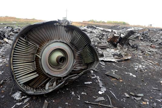 Russian hackers are said to have entered police systems during the investigation into the MH17 disaster.