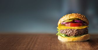 The innovation of the Mosa meat burger