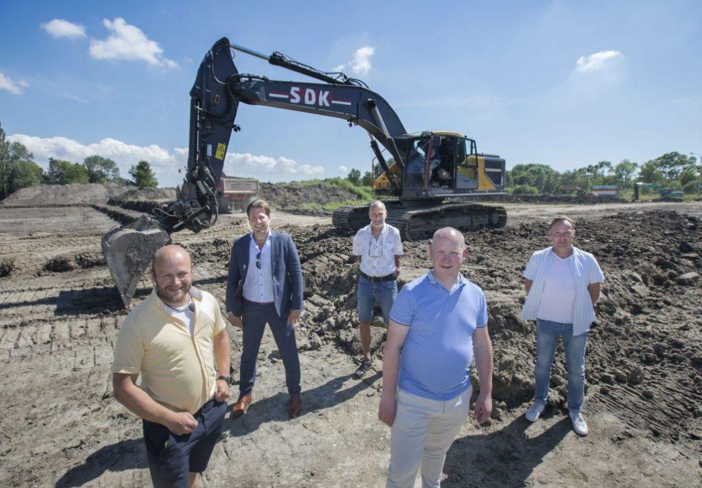 Work on the Elsenburg sports park has started
