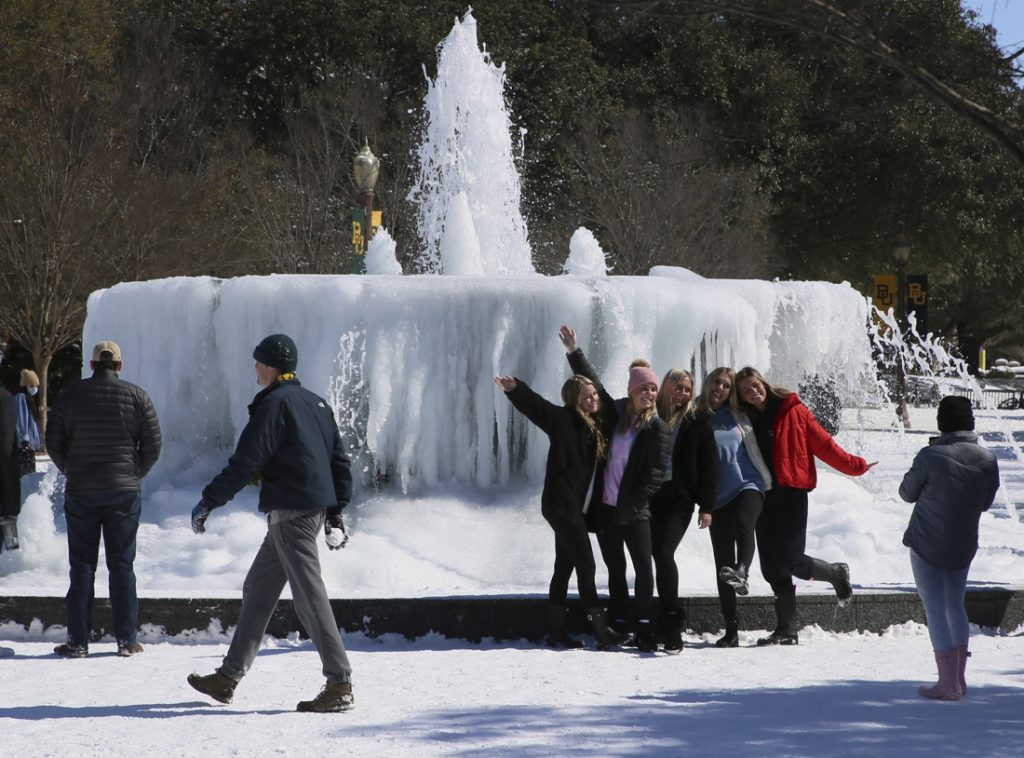 Down to -35 degrees: extreme winter conditions in America and even in me ...