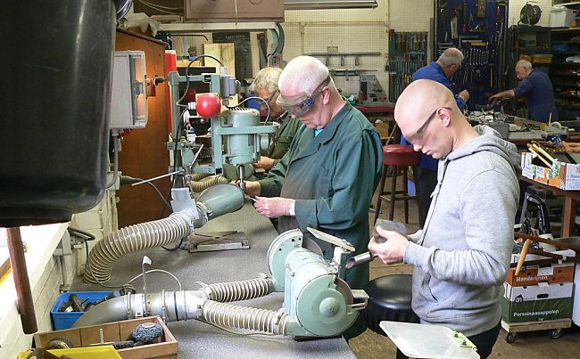 Gered Gereedschap Groningen in urgent search of a new space