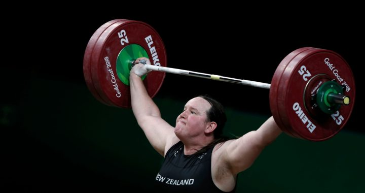 New Zealand selects transgender people for Olympics