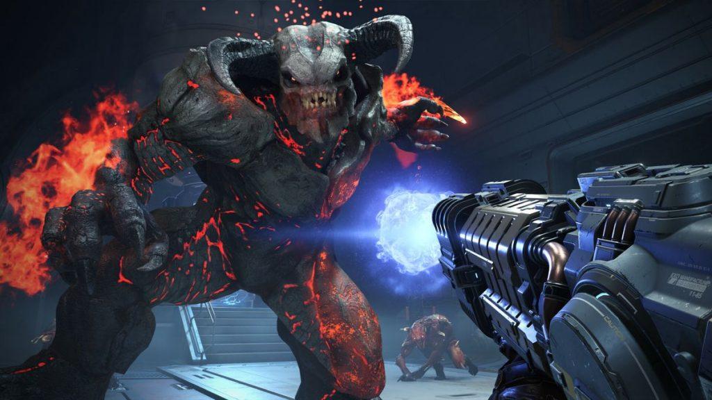 Doom Eternal's upgrade has a big advantage over PlayStation 5