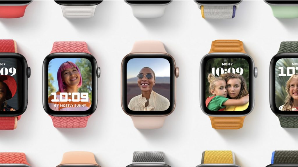 Apple unveils new AirPods and Apple Watch features