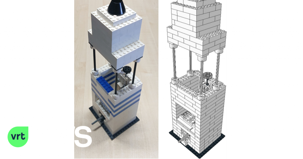 Building your own high-resolution microscope is now a snap with LEGO parts and mobile phones