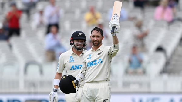 Classic Conway debuts at Century Test as New Zealand shines in Lords