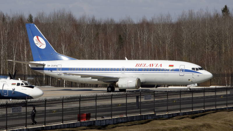 EU bans Belarusian planes from airspace and airports