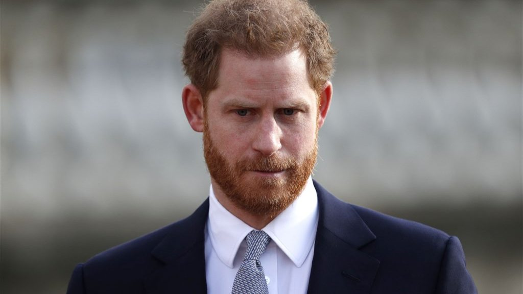 Harry (without Meghan) returns to London for Diana memorial