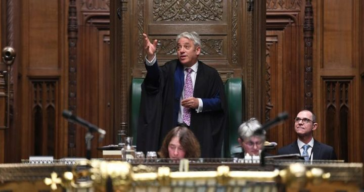 John Bercow, former Speaker of the UK House of Commons, switches to Labor