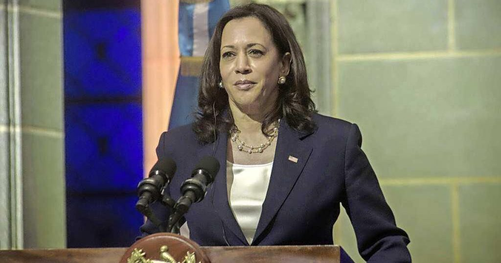 Kamala Harris in Guatemala: don't come to the United States    Abroad