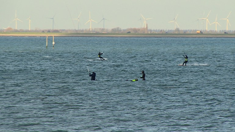 Kitesurfers: give us the space to exercise