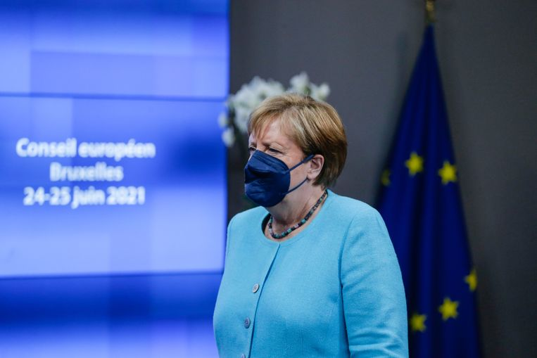 Merkel's proposal for a European summit with Putin does not hold water