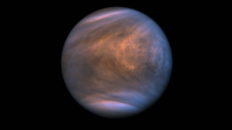 NASA Announces Two New Missions on Venus