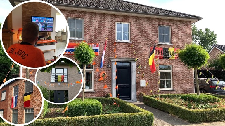 New Namur flags for two countries, but appearances are deceptive