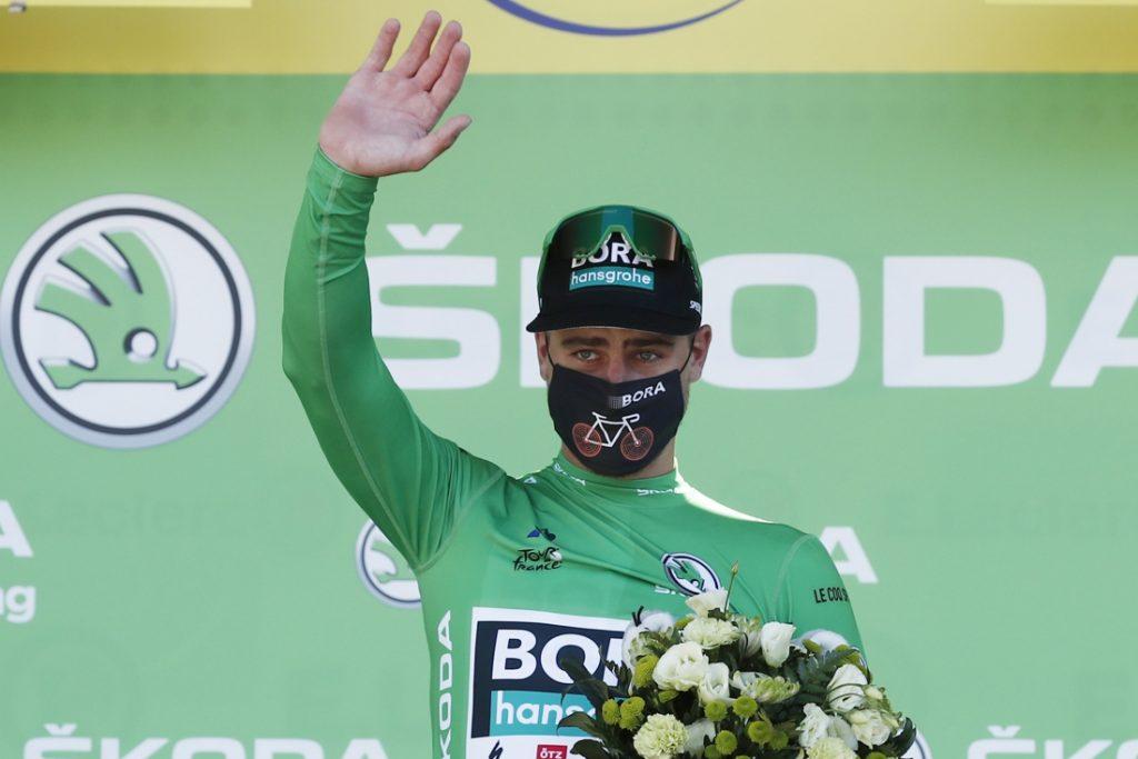OVERZICHT. Peter Sagan wint in Slovakije, Timo Roosen de snelste in Nederland