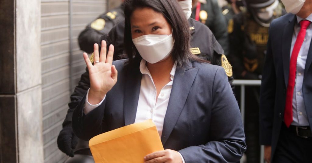 Peru's Fujimori loses allies as attempt to reverse election results fails