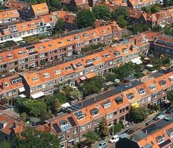 Preliminary design Vogelwijk and Raadsherenbuurt adjusted: more space and more greenery