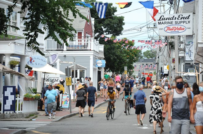 Provincetown is the first cycling city in the United States