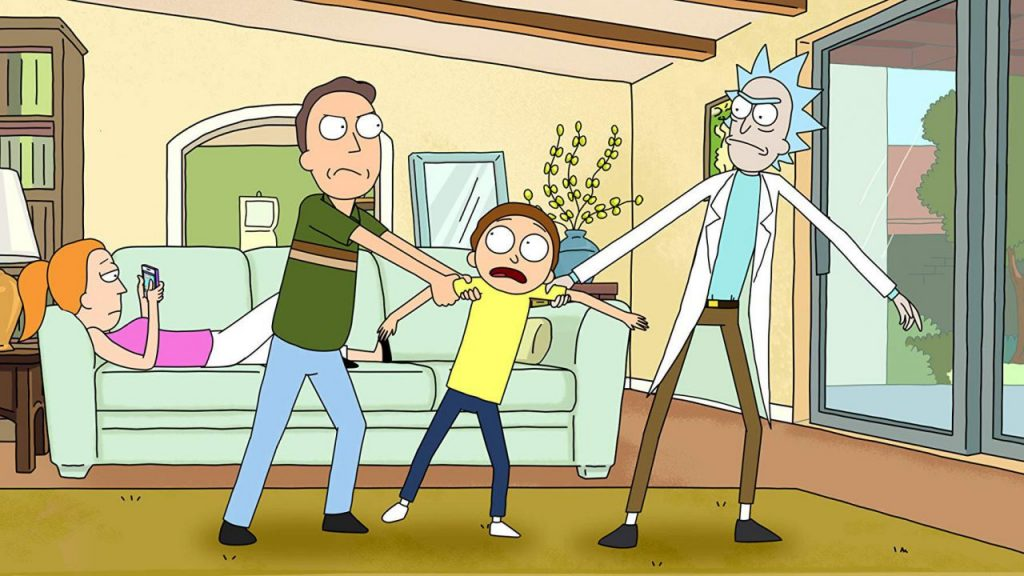 """Rick and Morty movie """"is going to happen"""""""